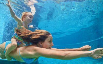 ¿Perjudica el cloro de las piscinas a nuestros dientes?